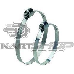 Collier métallique étroit 5 mm