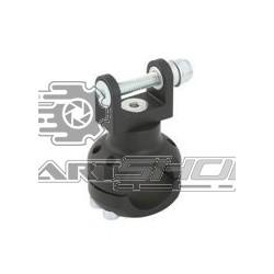 Support de pompe à eau aluminium anodisé