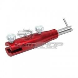 Aligneur de chaîne aluminium WK