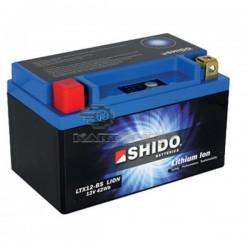 Batterie LITHIUM SHIDO 12V