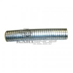 Flexible d'échappement 40 mm (longueur 25 cm)