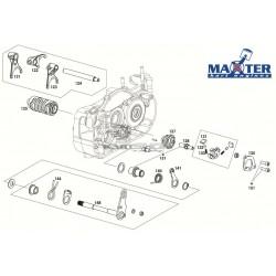 Eclaté sélection MAXTER MXO/MXS