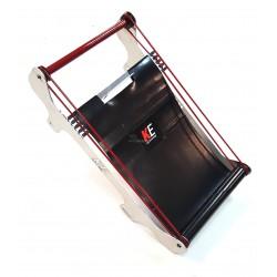 Rideau + fixations de radiateur X30