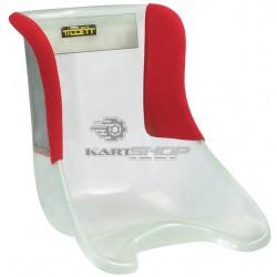 Siège bacquet polyester TILLETT T10 1/4 moquetté