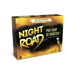Pack de 7 shot de NIGHT ROAD