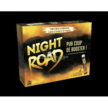 Pack de 7 shot de NIGHT ROAD