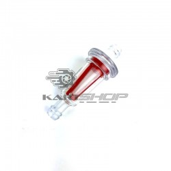 Filtre à essence nylon rond petit