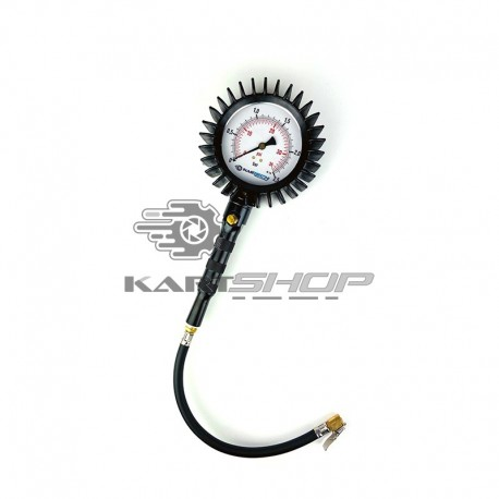 Manomètre de pression de pneus KARTECH - Classe 1.6