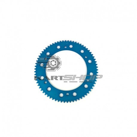 Couronne KC bleu ergal 7075