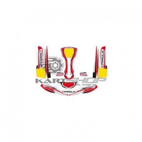 Kit décoration Motorsport PAROLIN Mini 2020
