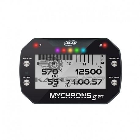 """Afficheur AIM MYCHRON 5 """"S"""" - 2 Températures"""
