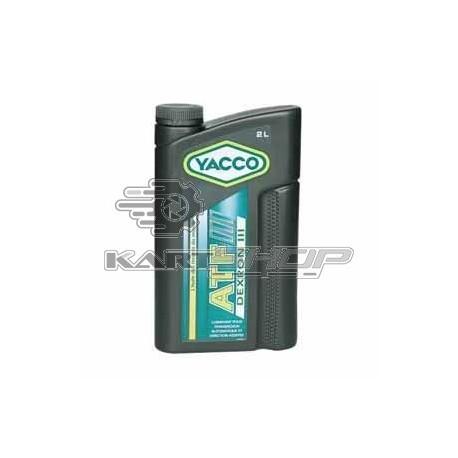 Huile de transmission automatique YACCO ATF III