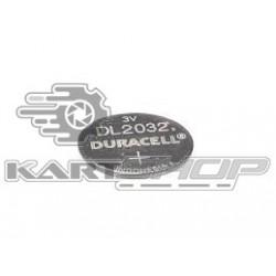Pile bouton CR2032