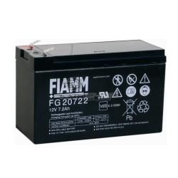 Batterie FIAMM FG 12V 7.2Ah